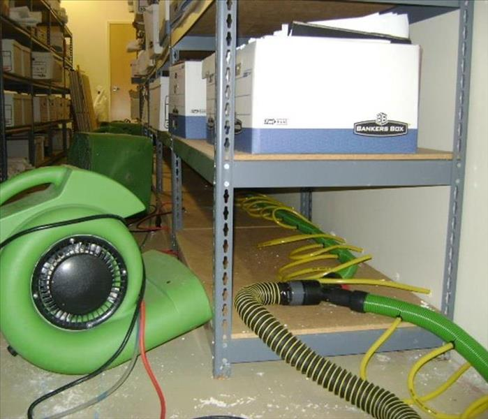 Commercial Water Damage in Newtown, CT
