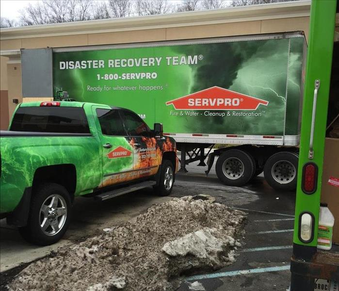 SERVPRO of Danbury/Ridgefield- Disaster Recovery Team