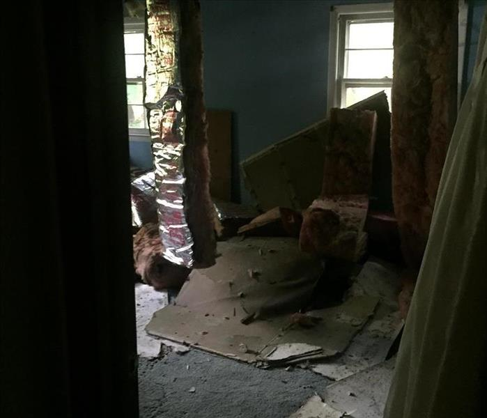 Water Damage in Danbury CT