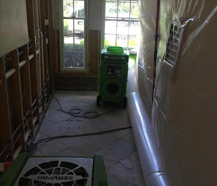 Mold Damage from Roof Damage in Danbury, CT