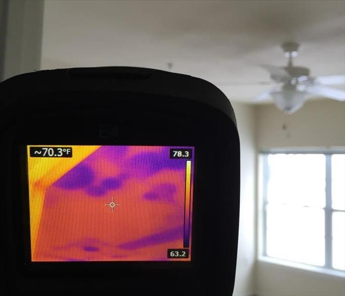 Water Damage Infrared Camera Technology