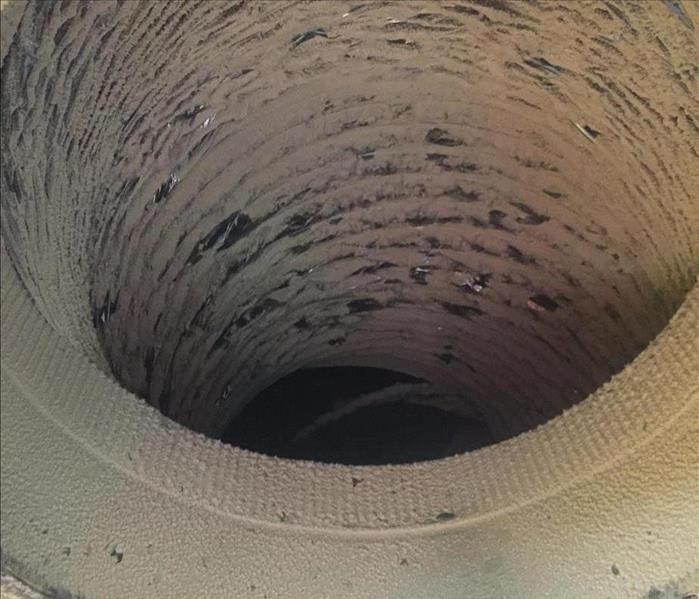 Commercial Commercial Duct Systems- Out of Sight, Out of Mind
