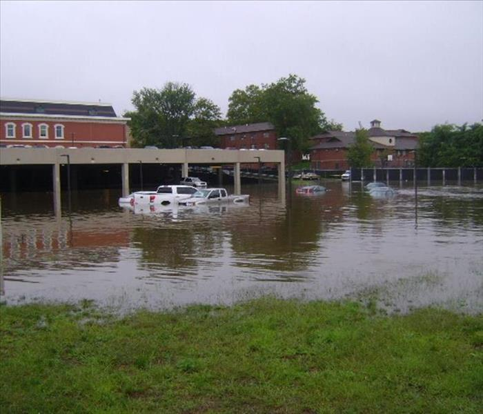 Commercial Flood Damage in Danbury, CT Businesses