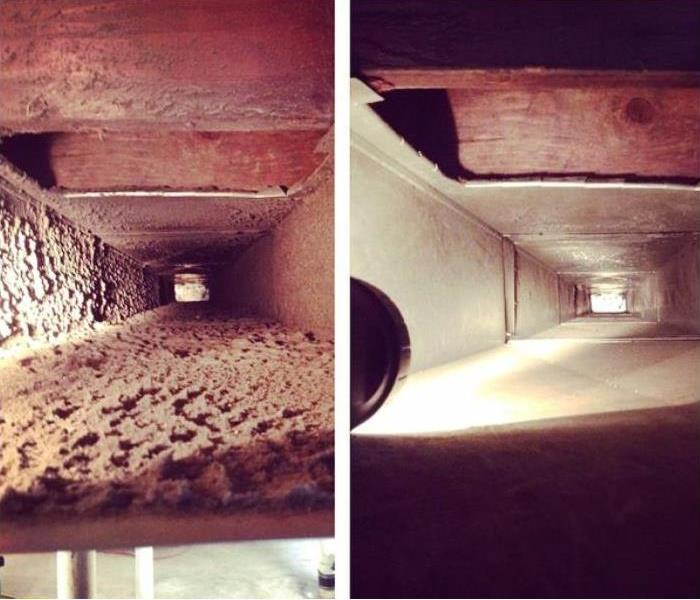 Commercial Duct Cleaning Servpro Of Danbury Ridgefield