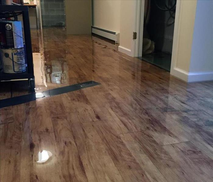 Water Damage Groundwater Infiltration into your Danbury, CT home